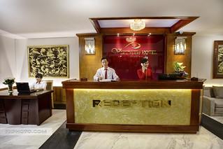 Reception - Hanoi Vietview Hotel