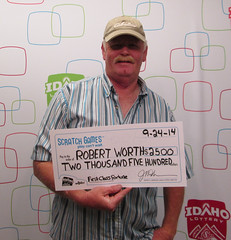 Robert Worth - $2,500 First Class Fortune