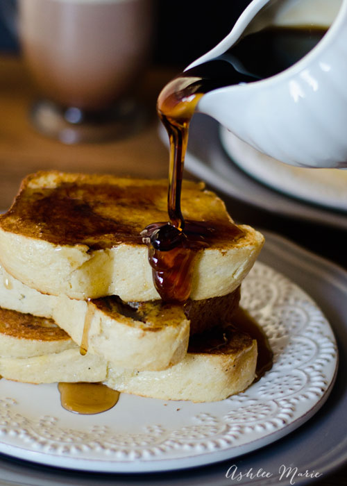 do you love breakfast? then you have to try this easy french toast recipe
