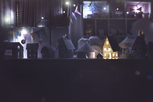 paper town...