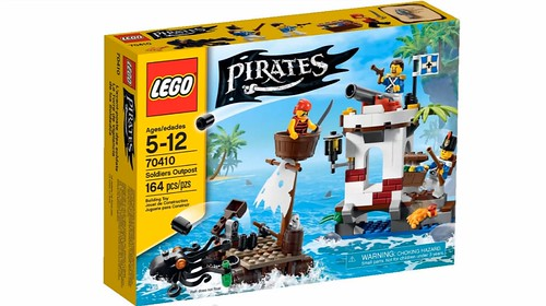LEGO Pirates 70410