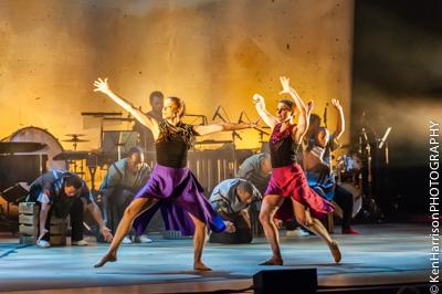 INALA: A Zulu ballet featuring Ladysmith Black Mambazo