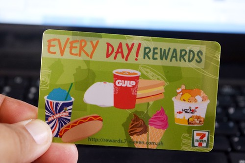 how to add rewards cards to passbook
