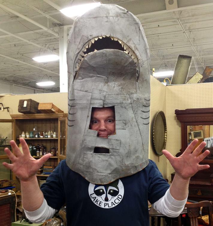 Mayor Todd Land Shark Neato Coolville