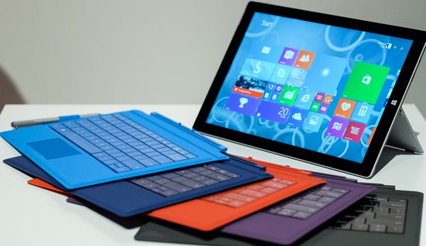 Surface 3 и Surface mini