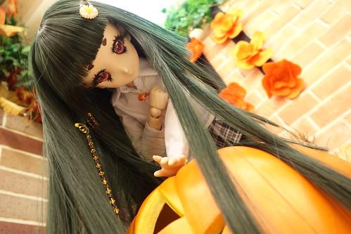 かぼちゃその1。