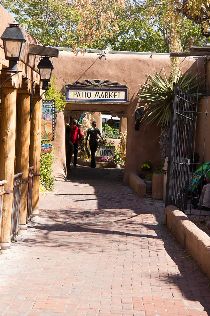 Old Town Albuquerque, NM