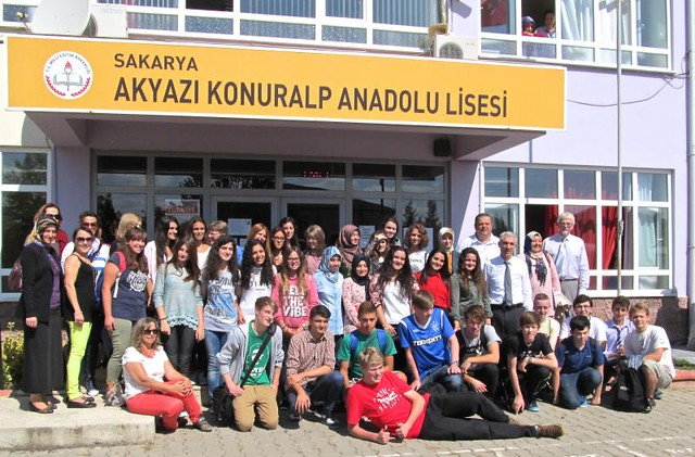 Comenius Turkey