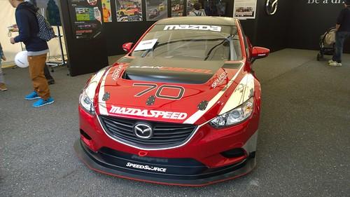 Grand-Am GX/Mazda 6 SKYACTIVE-D Racing