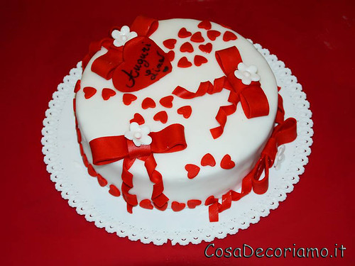 Torte - 14 - Torta San Valentino