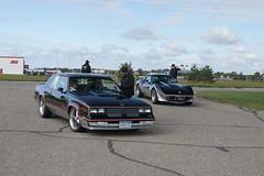 1983 Oldsmobile Cutlass Hurst & 1978 Chevrolet Corvette