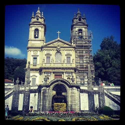 Portogallo: Mosteiro do Bom Jesus