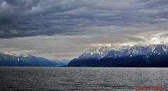Lac Léman - SWITZERLAND