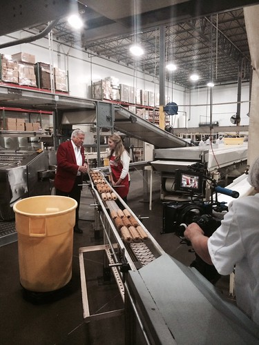 WBRC Shoot 2014 Bud's Best Cookies
