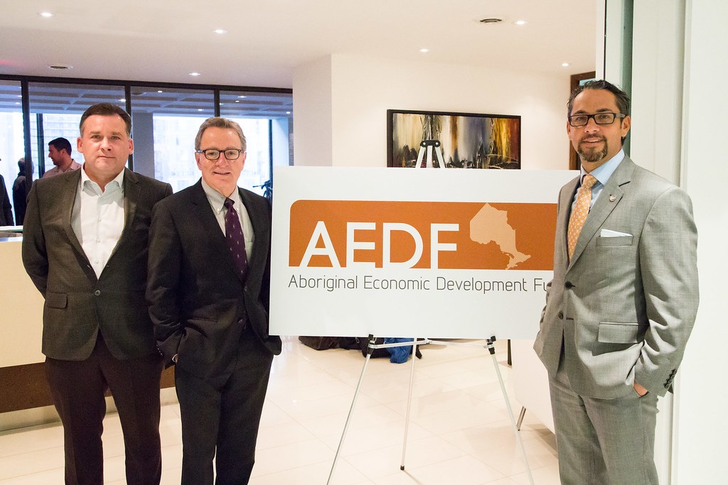 View photos from Ontario Launches Aboriginal Economic Development Fund on our Flickr feed