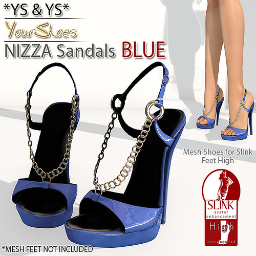 Nizza Shoes @ MySlinkObsession