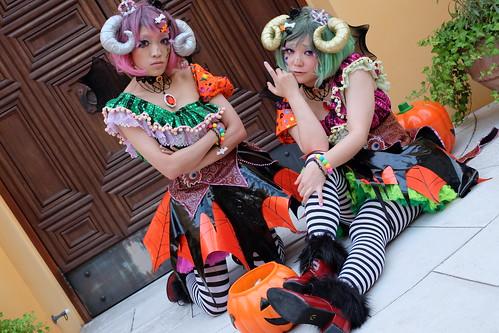 Kawasaki Halloween  2014 41