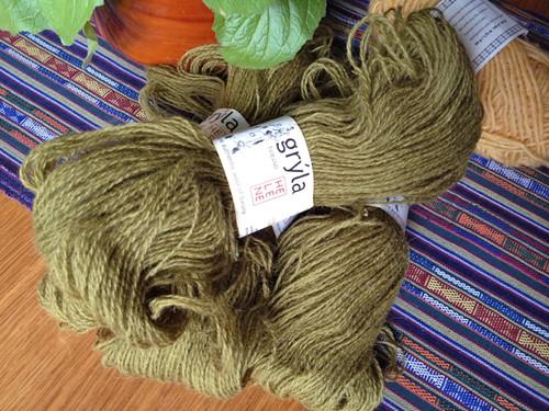 Iceland gryla yarns