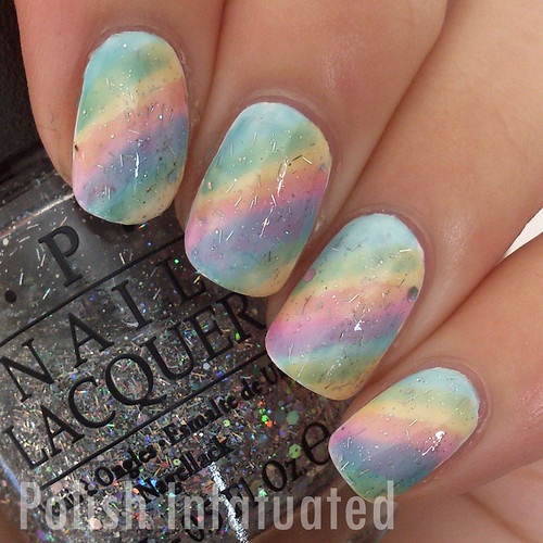 sheer tint rainbow