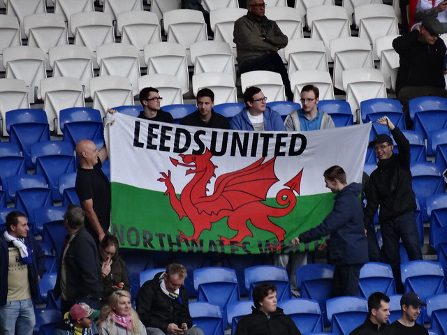 Leeds United - North Wales Whites