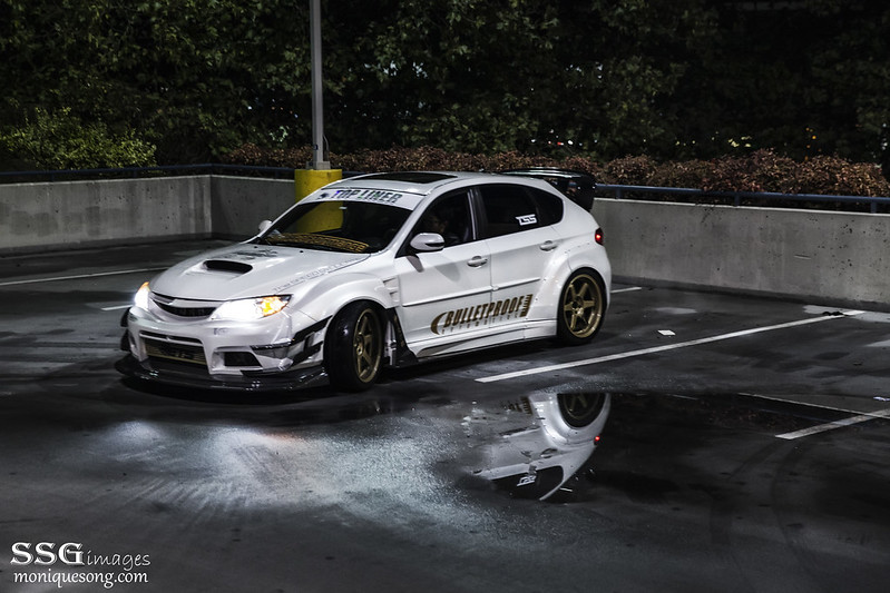 Varis widebody STI