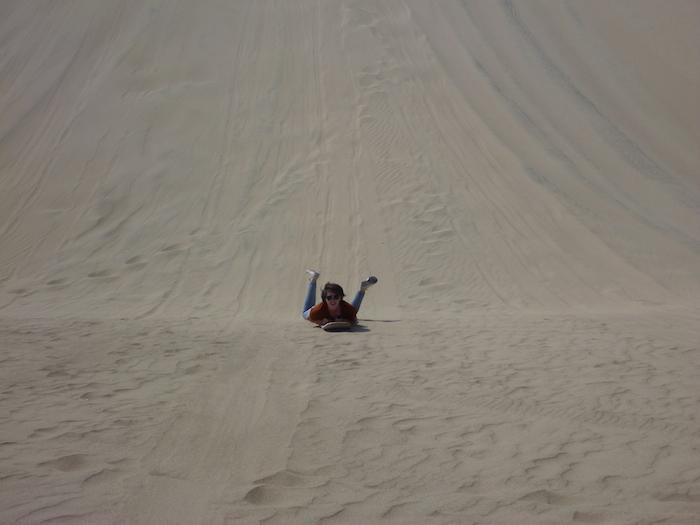 Sandboard ica