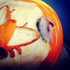 Day five - decay #pumpkin #RealHalloween