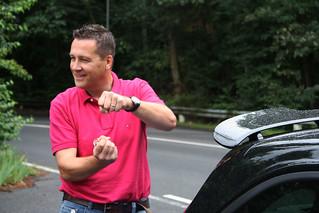 Spaß mit dem Opel ADAM S: Rainer Bachen