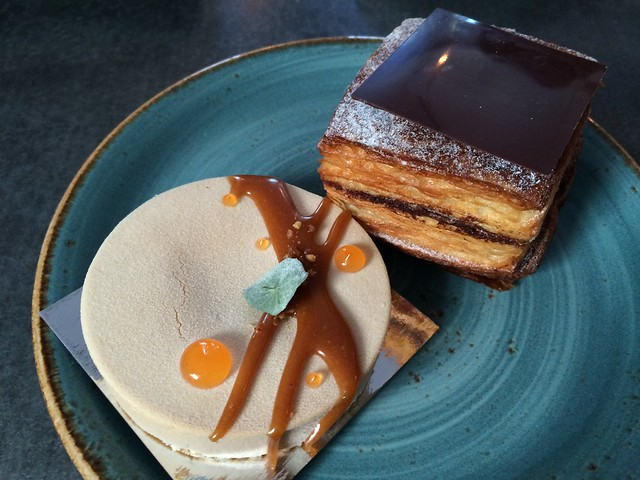 Palet and Chocolate croissant stack - Craftsman & Wolves