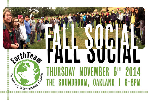 Fall Social Postcard FRONT