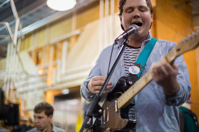 Eric In Outerspace at Urban Outfitters | 11-7-2014