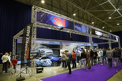 3M-Discovery Channel Carwrap Battle 2014 Ahoy Rotterdam