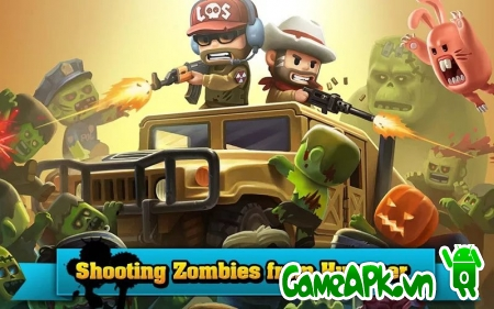 Action of Mayday: Zombie World v1.1.0 hack full tiền cho Android