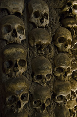 art, ancient history, temple, bone, skull,