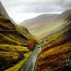 #Honnister Pass, #LakeDistrict, England