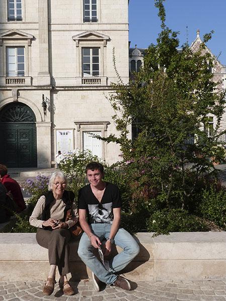 lala et clem à Orléans