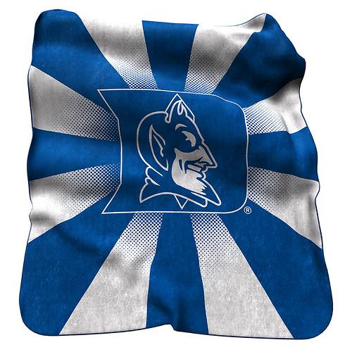 Duke Blue Devils NCAA Raschel Blanket