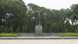 Statue of Lenin, Hanoi, Vietnam