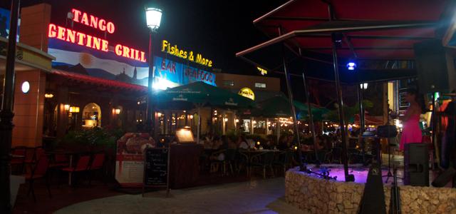 Aruba Onde comer