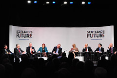 The Scottish Cabinet at Stakeholder event in Bathgate, January 2014