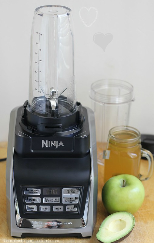 Nutri Ninja Blender té verde