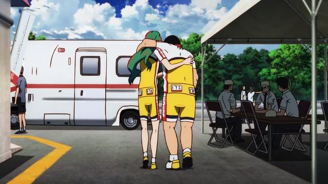Yowamushi Pedal ep 32 - image 02