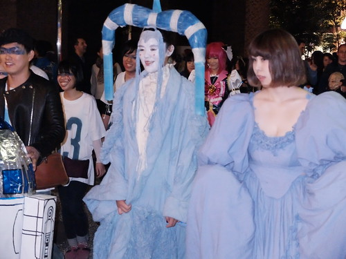 Nakameguro Blue Halloween 29