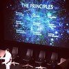 The principles of the MIT Media Lab as shared by @joi. So great. #poptech #rebellion