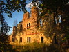 Gehren, Schlossruine by kadege59