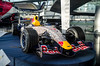 2007 Red Bull RB3 #14 D. Coulthard