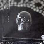 3D skull mould
