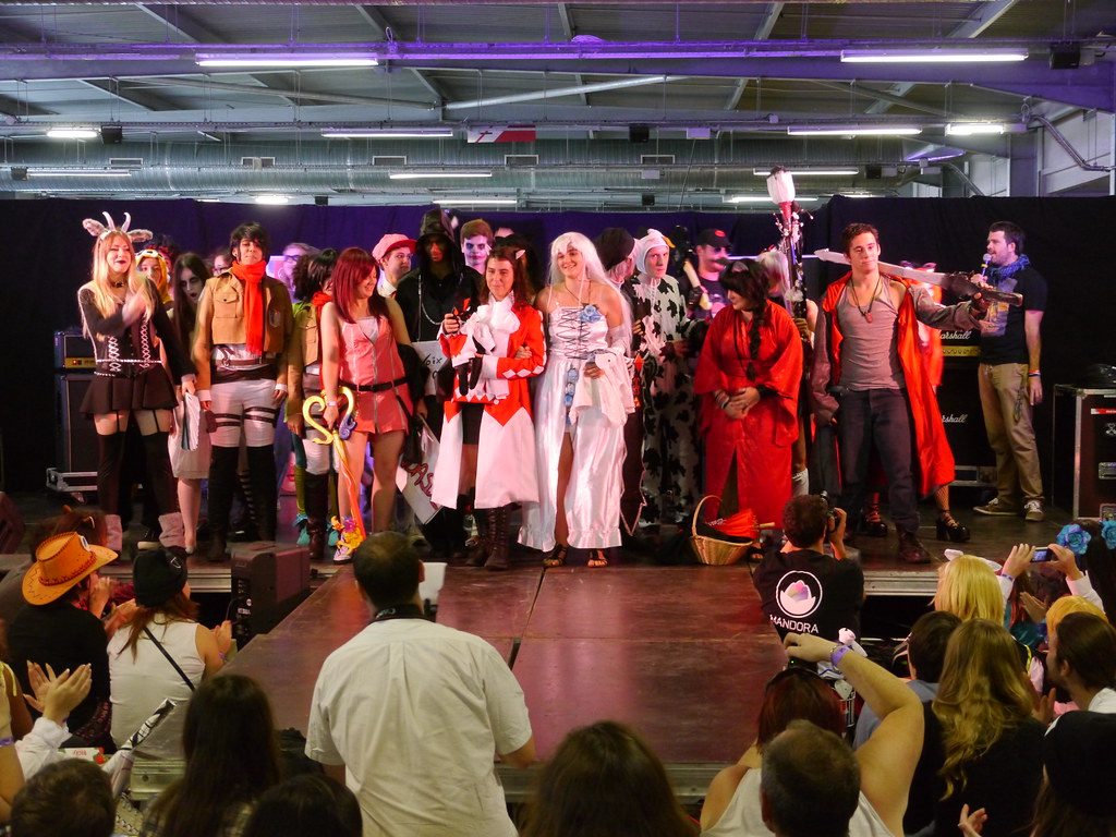 related image - Concours Cosplay Dimanche - Animasia 2014 - P1940904
