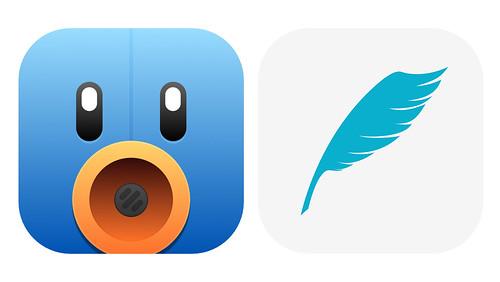 iOS 8でTwitterクライアント難民になった私が使いはじめたアプリ2つ…。