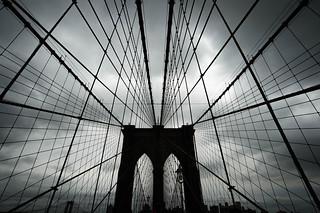 brooklyn bridge grid